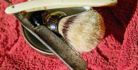 brocha para afeitar
