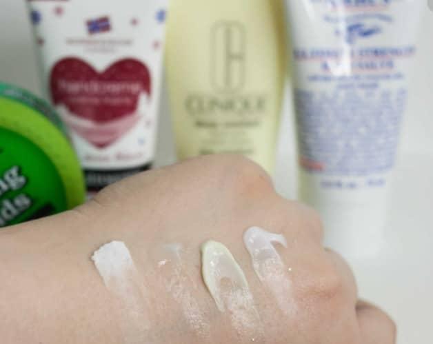mejor crema para manos secas