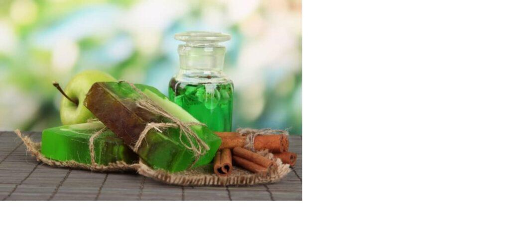 mejor jabón verde