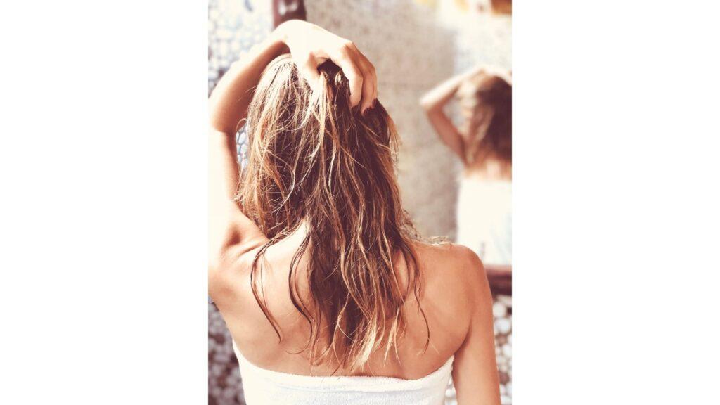 aceite esencial de pomelo para el pelo